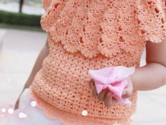 вязание для детей крючком самые красивые вязаные вещи для детей