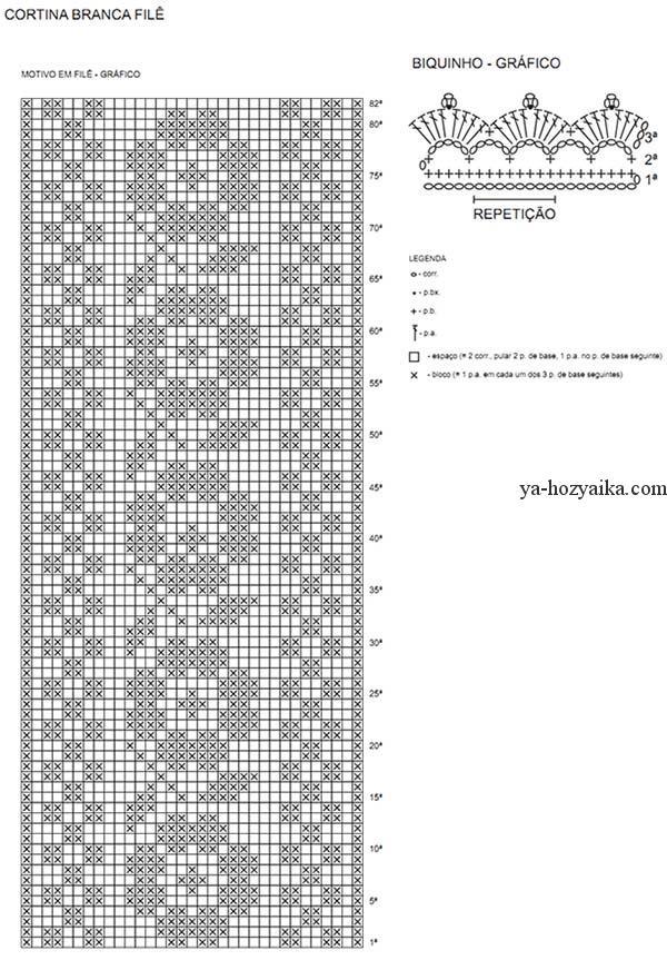 филейная занавеска крючком схемы бесплатно филейное вязание крючком