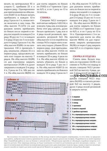 Вязание Мотивы крючком схемы с описанием для скатерти