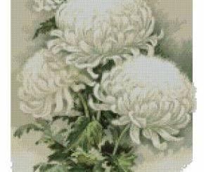 цветы, вышивка, скачать