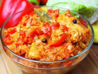 рыба, овощи, что приготовить