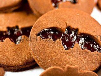 Шоколадное печенье на Хэллоуин