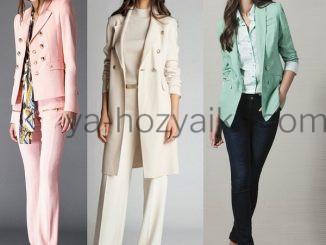 Модные женские пиджаки на 2020 год
